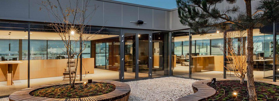 Interieur ASWA Keukens Office - Designed by Hanssen Interior Design BV
